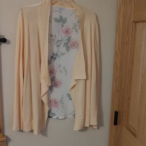 Fever sweater NWT